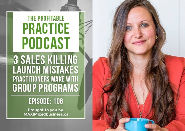 3 Sales Killing Launch Mistakes For Group Programs