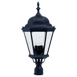 Exterior Light Post