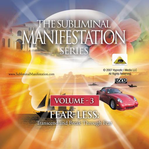 Subliminal Manifestation Fear-Less