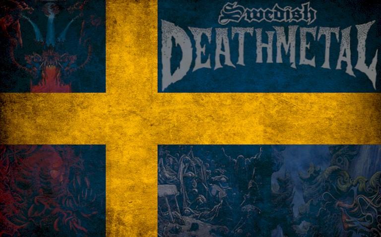 Image result for Swedish death metal