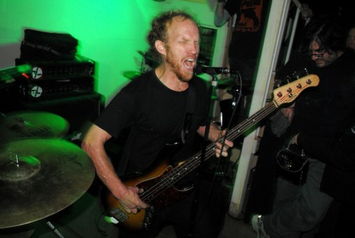 Mike Dean of CORROSION OF CONFORMITY (photo by Will Butler)