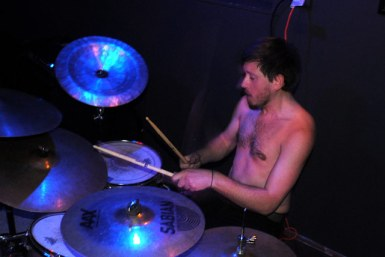 Matt Thompson of Dystrophy (photo by Will Butler)