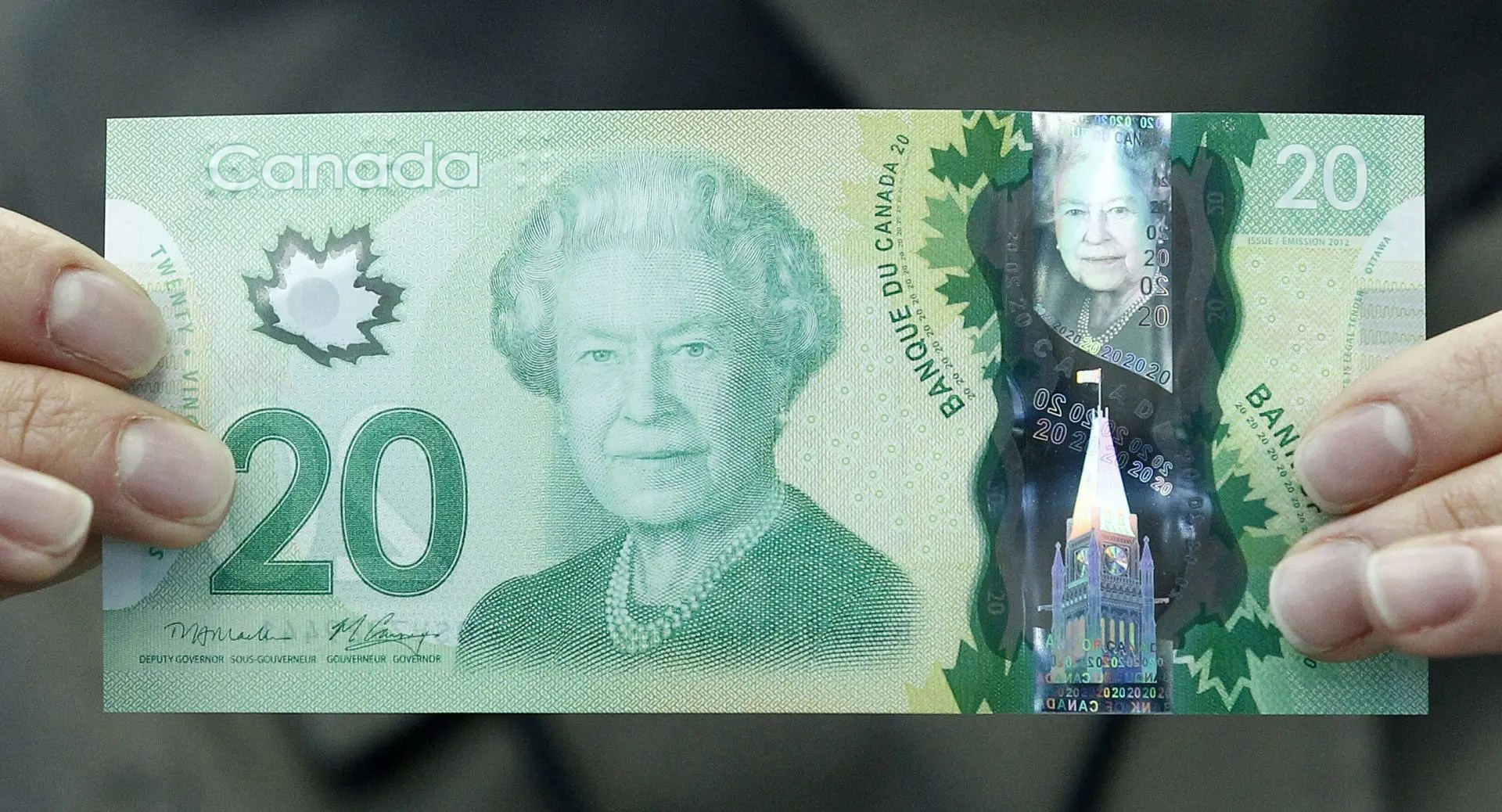 Canadian $20