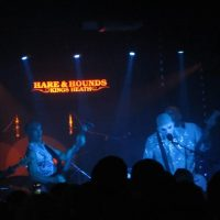 Evil Blizzard – Hare and Hounds, Birmingham, Saturday, 17/11/2018