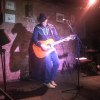 JASON RINGENBERG @ KITCHEN GARDEN CAFE, KINGS HEATH 24/03/2019