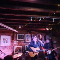 STEPHEN FEARING AND THE SENTIMENTALS, LIAM JORDAN @ KITCHEN GARDEN CAFE, BIRMINGHAM 03/02/2020