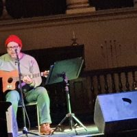 DAMIEN JURADO @ ST PAUL'S CHURCH, BIRMINGHAM 22/02/2020