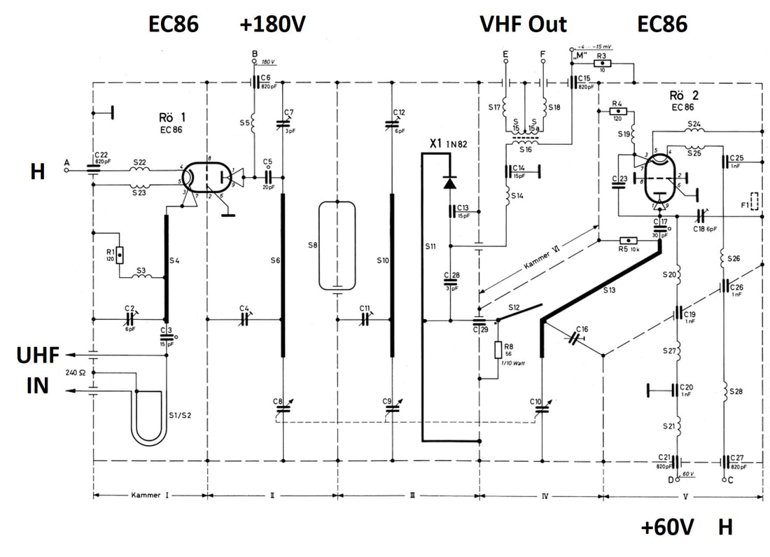 Tv Tuner History Pt2 Uhf And Transistors