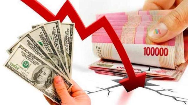 apa yang menyebabkan nilai mata uang suatu negara meningkat