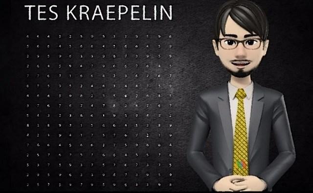 Pengertian Tes Kraepelin