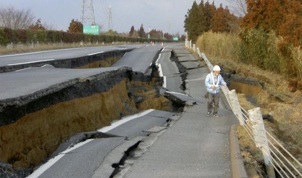 Jenis-Jenis Bencana Alam