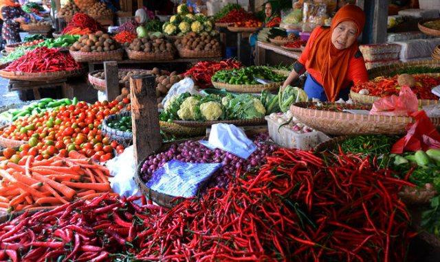 Pasar Tradisional Pengertian Ciri Ciri Kelebihan Dan Kekurangan