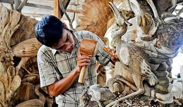 Macam-Macam Seni Kriya Berdasarkan Teknik Pembuatannya
