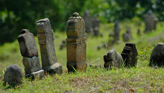 Kuburan Orang Islam
