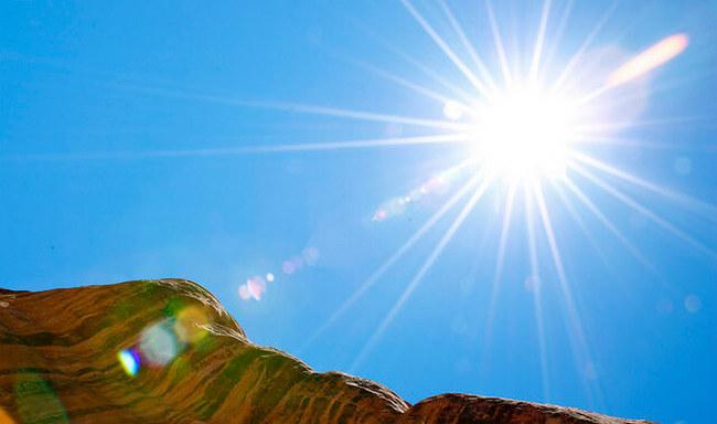 Memperhatikan Arah Matahari