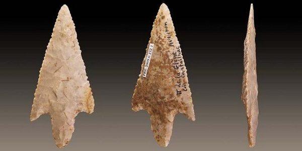 Artefak Anak Panah