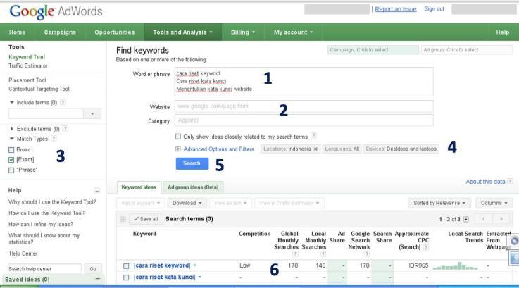 Google-Adword-keyword-tools1