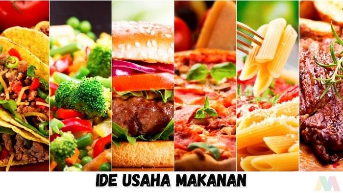 Ide Usaha Makanan Paling Laris
