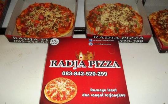 radja-pizza