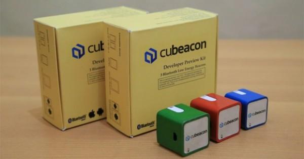 teknologi cubeacon