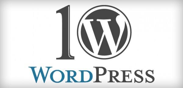 ulang tahun wordpress ke 10