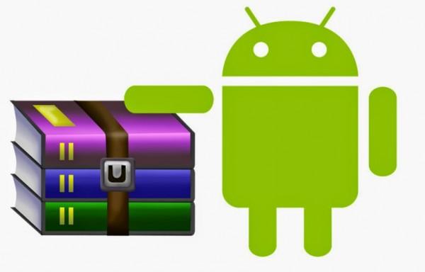 Membuka dan Membuat File RAR ZIP di Android