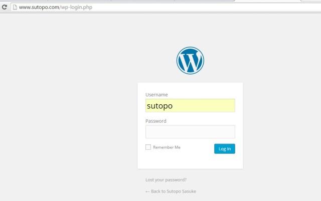 Login WordPress (2)