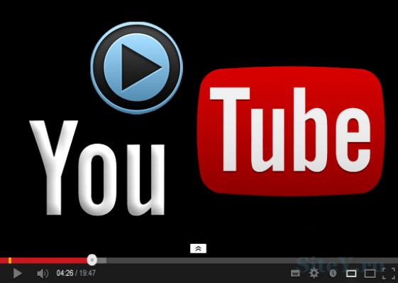 cara embed video youtube
