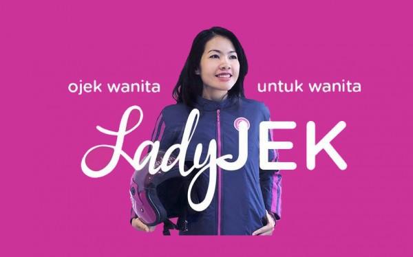 startup ladyjek
