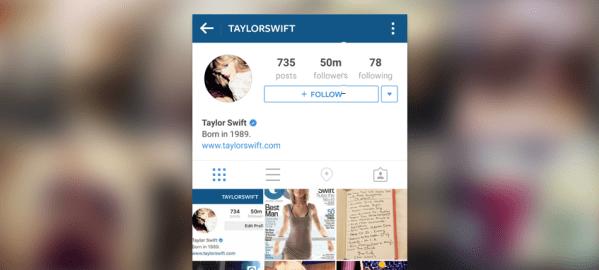 artis dengan followers Instagram terbanyak