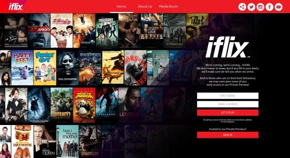 streaming film iflix