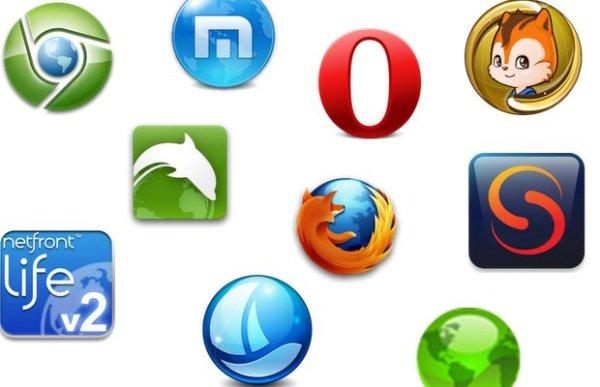 Aplikasi Peramban Android