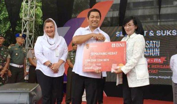 Pemkot Semarang Bangun SmartCity