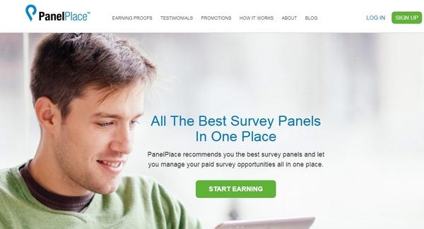 Situs Paid Survey PanelPlace