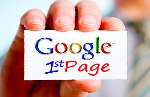 Top Ranking di Halaman 1 Google