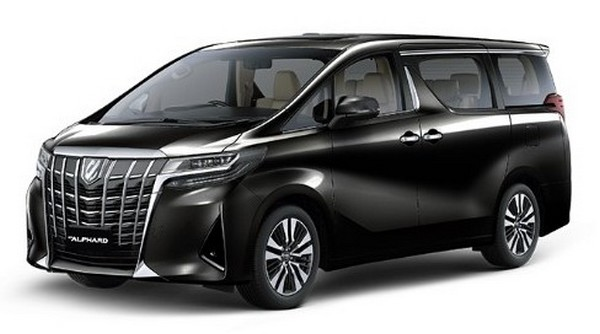 Review Mobil Mewah Toyota Alphard