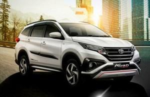Harga dan Spesifikasi Toyota Rush
