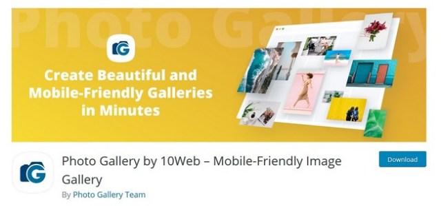 Photo Gallery by 10web