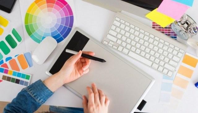 Pekerjaan Online Desainer Grafis
