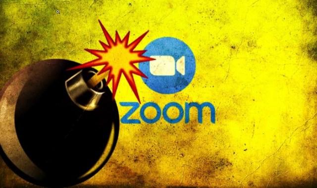 Apa itu zoom bombing