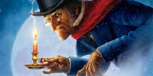 Le Drôle de Noël de Scrooge, Dickens en 3D