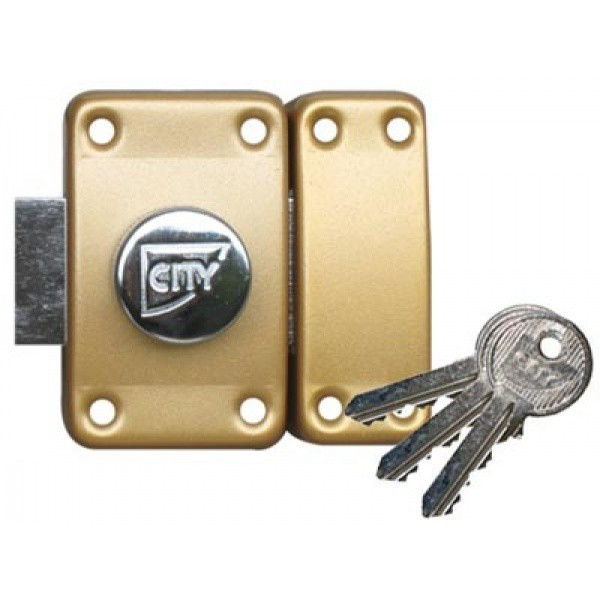 verrou iseo city 25 a bouton cylindre 60 mm 10020601