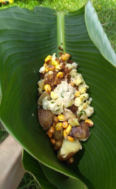 Ecuadorian food.