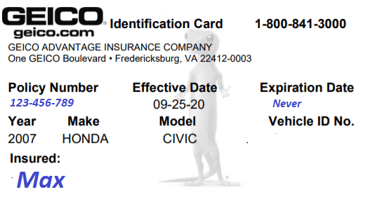HSA eligibility is not impacted by car insurance.