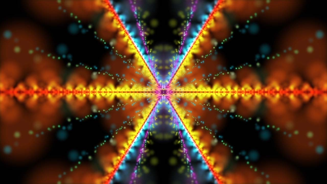 Max Palmer Psychedelic Visualisations 0