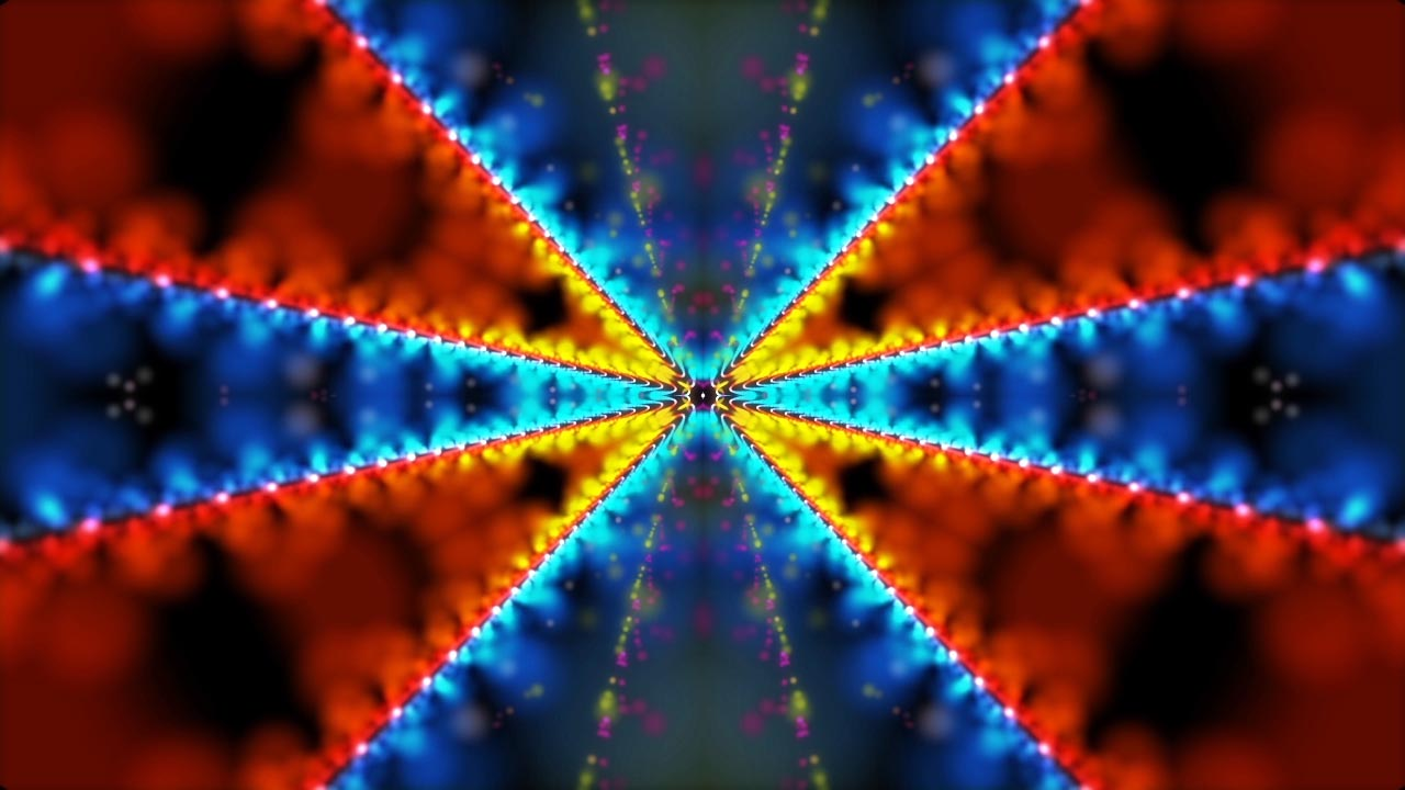 Max Palmer Psychedelic Visualisations 04