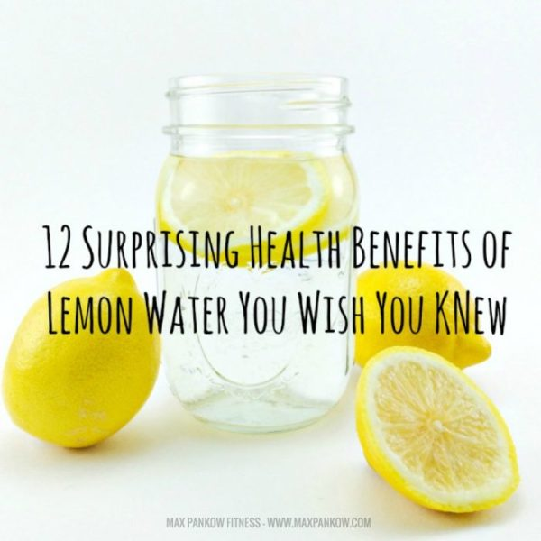 12 Surprising Health Benefits of Lemon Water You Wish You Knew