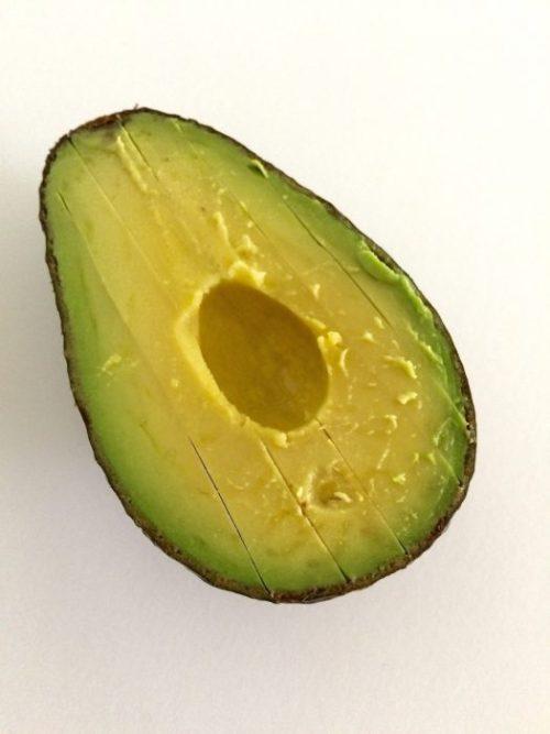 How To Cut An Avocado 8