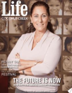 Parkland Coral Springs Life Magazine Cover November 2016