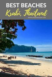 Best Beaches Krabi Thailand